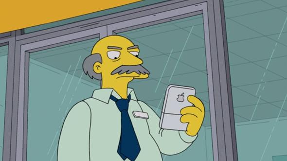 The Simpsons Siri 1