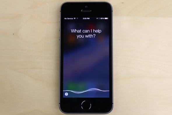 5s Siri