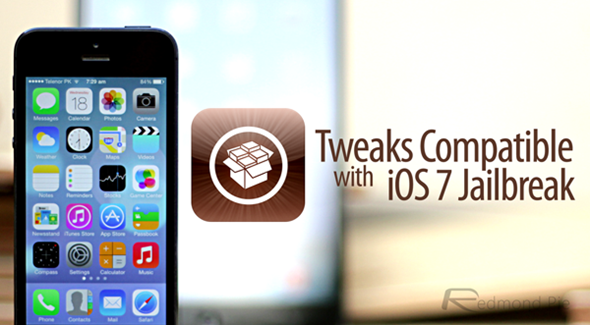 Cydia tweaks compatible iOS 7