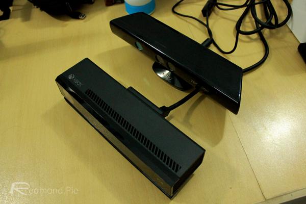 Kinect top