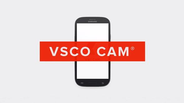 VSCO Cam droid