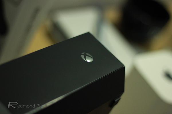 Xbox One console logo