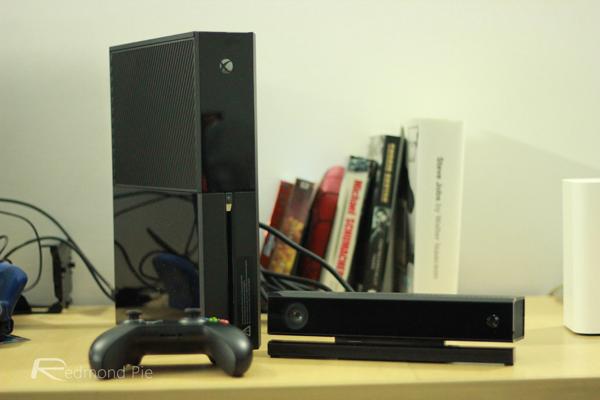 Xbox One group shot