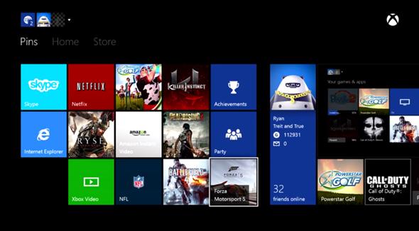 Xbox One tricks