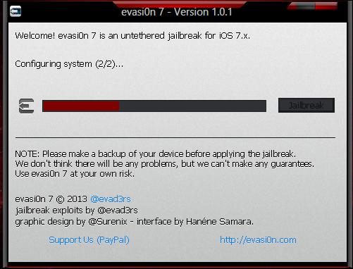 configuring system 2 2 error
