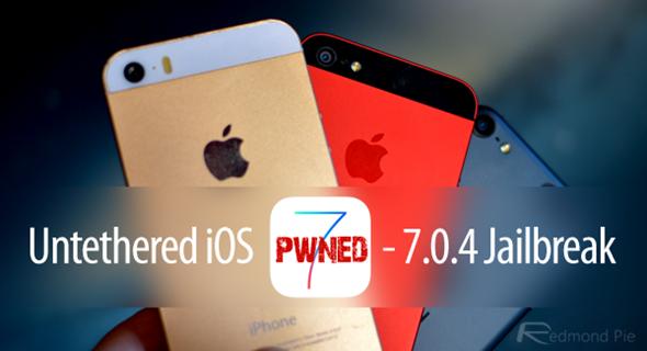 iOS 7 untethered