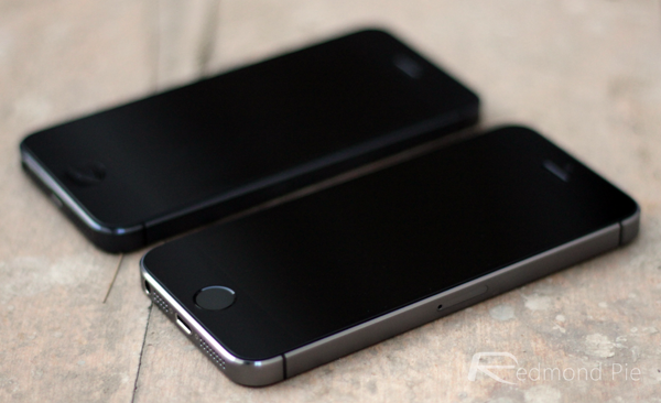 iPhone 5s 5 black space gray