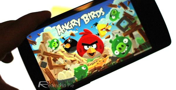 Angry Birds Nexus