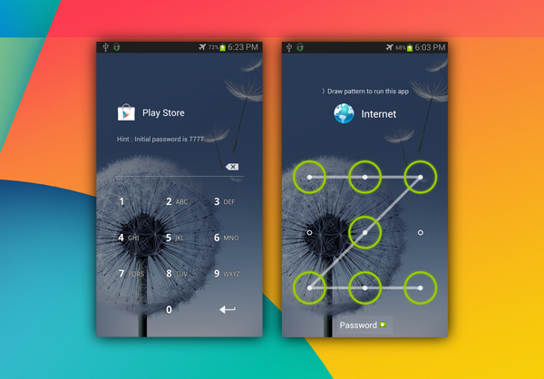 App Lock 1 splash