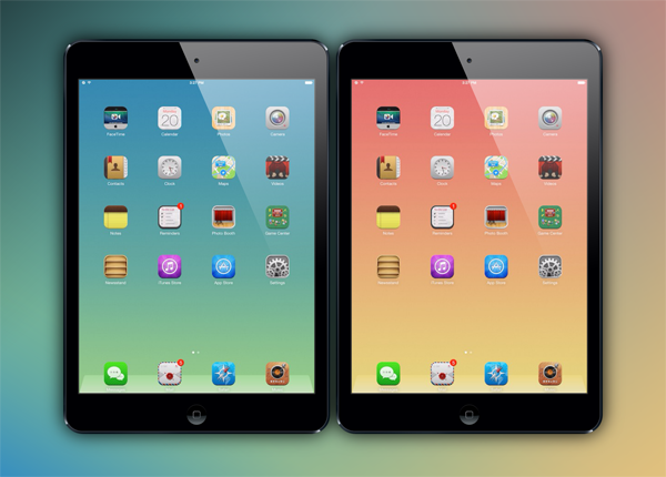 Ayecon for iPad 2