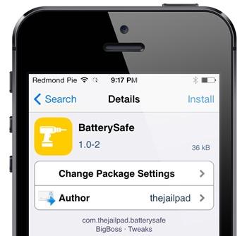 BatterySafe 1