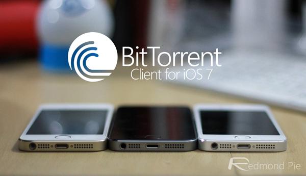 BiTorrent iOS 7