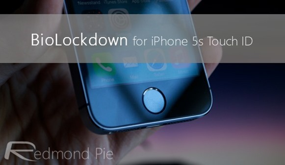 BioLockdown for iPhone 5s