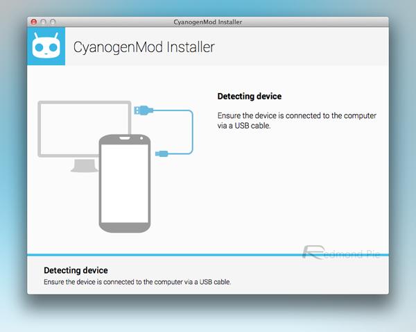 CM Installer  Mac