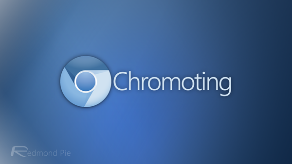 Chromoting logo concept