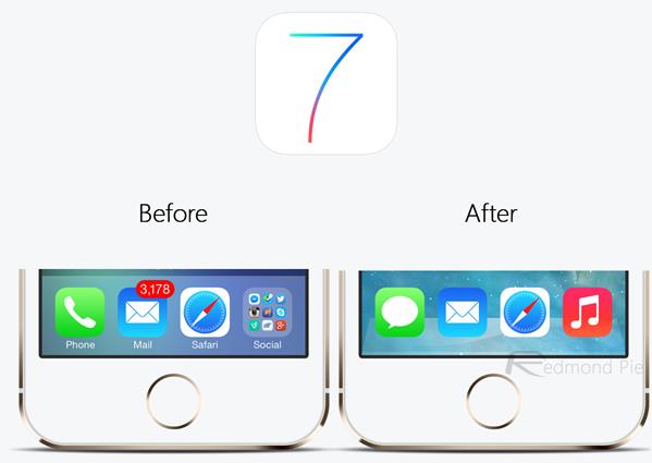 ClassicDock for iOS 7