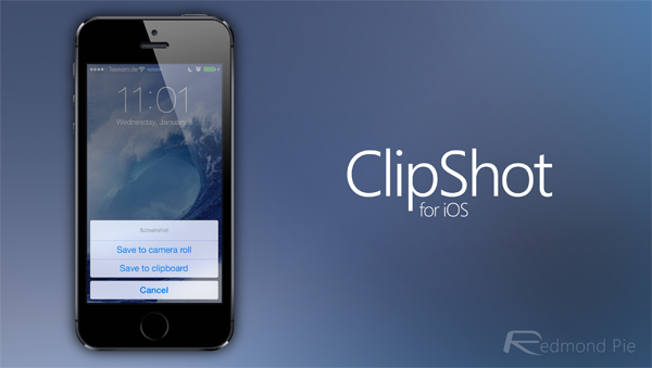 ClipShot for iOS