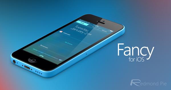 Fancy iOS main