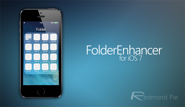 Folder Enhancer iOS 7