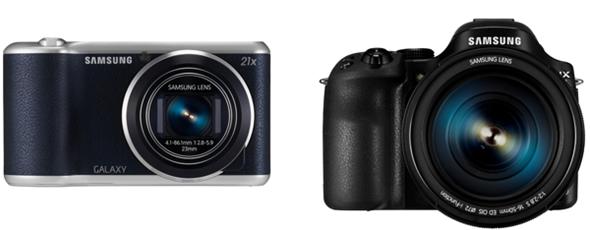Galaxy Camera 2 NX30