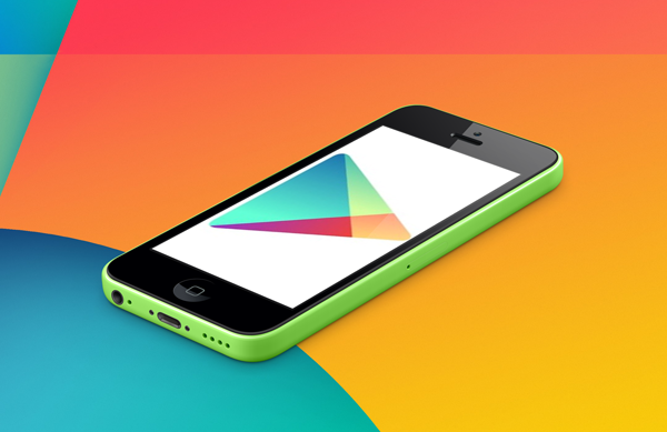 Google Play iPhone