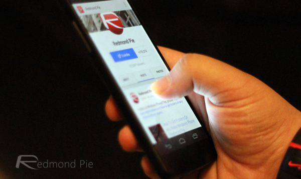GooglePlus Gmail