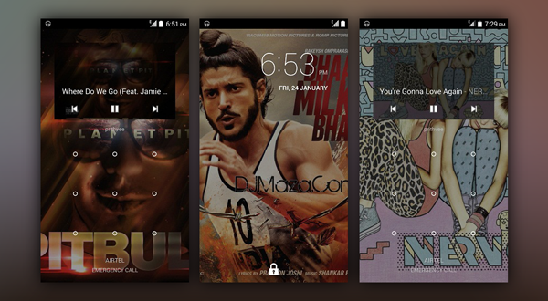 How To Get Android KitKat Lock Screen Music Controls On Any
