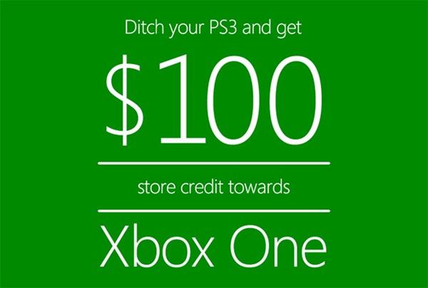 MSFT Xbox promo