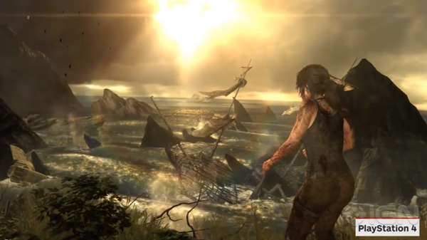 TombRaider PS4