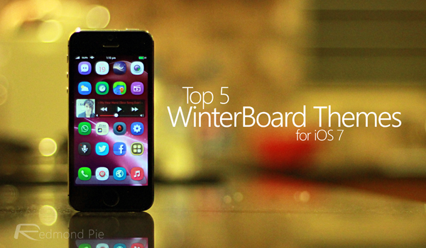 Best Ios 7 Winterboard Themes For Iphone Ipad Ipod Touch Redmond Pie