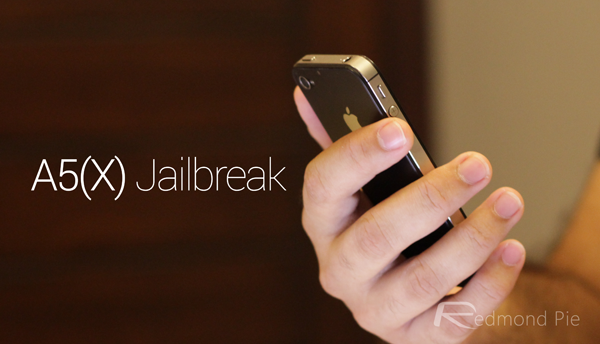 A5X Jailbreak