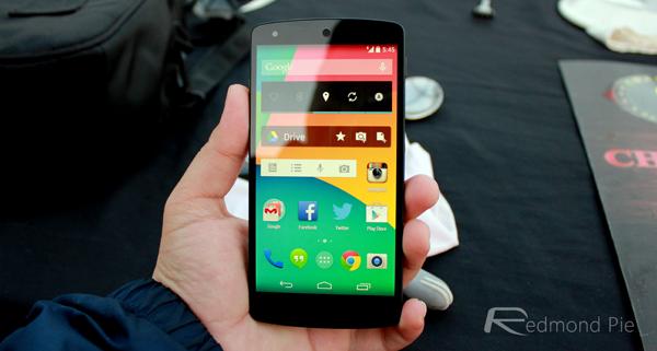Android Nexus 5 LG
