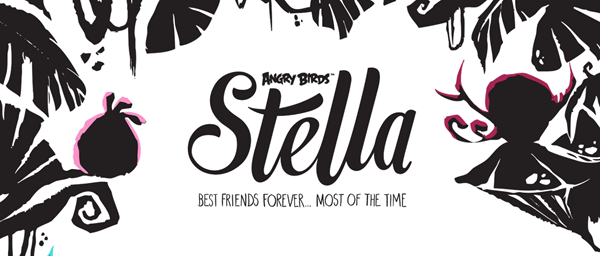 Angry Birds Stella header