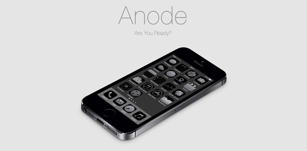 Anode space gray