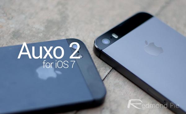Auxo 2 iOS 7 header