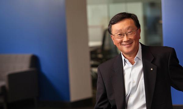 BB CEO John Chen