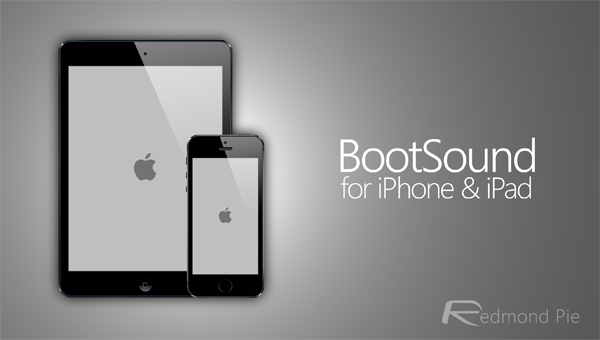 BootSound for iOS header