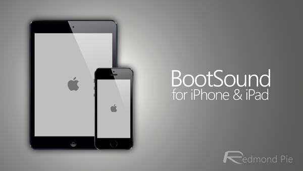 BootSound for iOS header