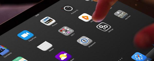 Carla iPad iOS 7