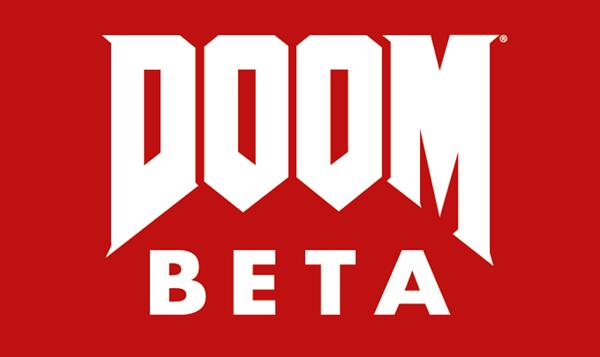 DOOM beta header