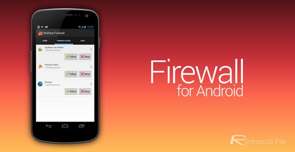afirewall android