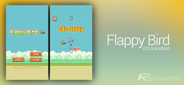 Flappy Bird header