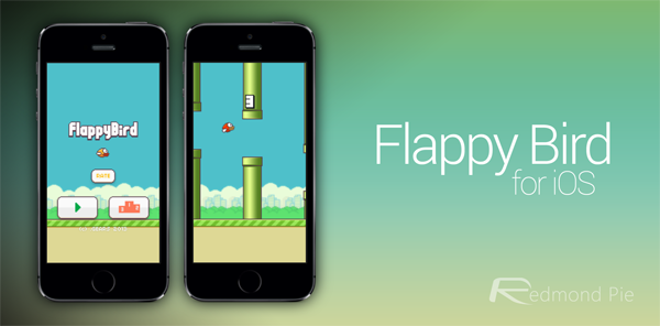 Flappy Bird iOS header