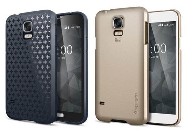 Galaxy S5 cases Spigen Prime Standard