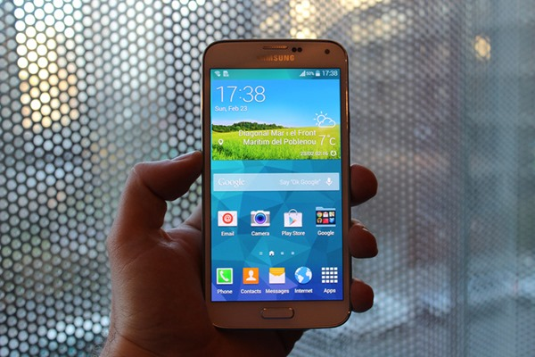 Galaxy S5 leaked (6)