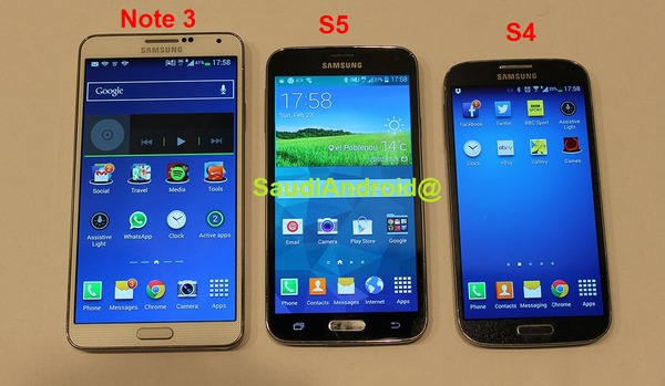 Galaxy S5 leaked (7)