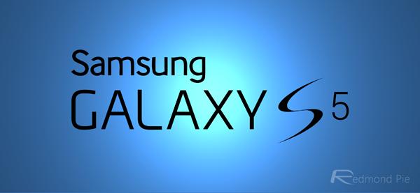 Galaxy S5 logo