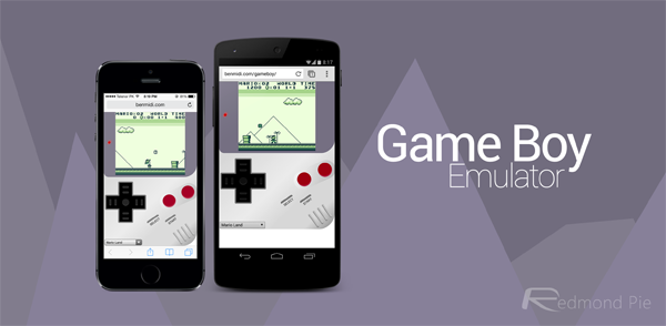 Game Boy emulator header