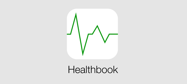 Healthbook icon