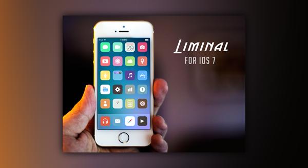 Liminal iOS 7 header